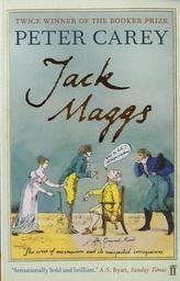 Jack Maggs. Die geheimen Machenschaften des Jack Maggs, englische Ausgabe