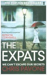 The Expats. Die Frau, die niemand kannte, englische Ausgabe