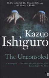 The Unconsoled. Die Ungetrösteten, englische Ausgabe