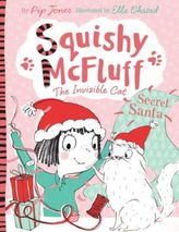 Squishy McFluff, the invisible cat - Secret Santa