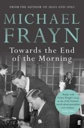 Towards the End of the Morning. Gegen Ende des Morgens, englische Ausgabe
