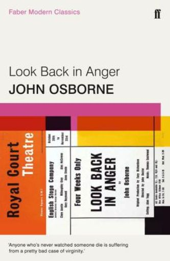 the illustration of class change in john osbornes book look back in anger Would you sooner have a nigel farage, or a john key cites our 100 days movement and my book, 100 days claiming back new zealand – what has gone wrong.