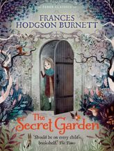 The Secret Garden. Der geheime Garten, englische Ausgabe