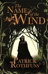 The Name of the Wind. Der Name des Windes, englische Ausgabe