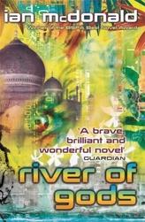River of Gods. Cyberabad, englische Ausgabe