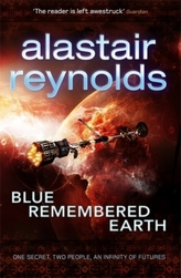 Blue Remembered Earth. Okular, englische Ausgabe