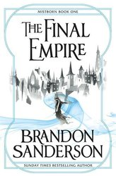The Final Empire. Kinder des Nebels, englische Ausgabe