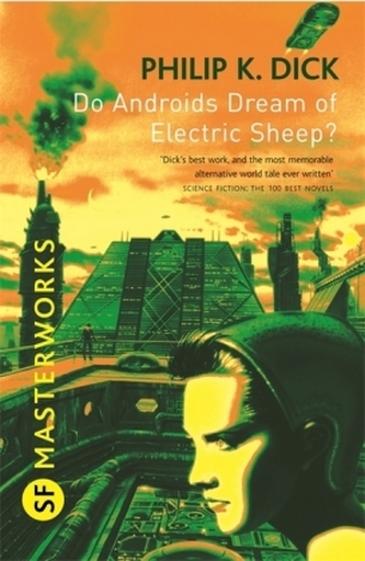 Do Androids Dream of Electric Sheep?. Blade Runner, engl. Ausg. - Philip K. Dick