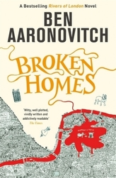 Broken Homes. Der böse Ort, englische Ausgabe