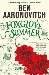 Foxglove Summer. Fingerhut-Sommer, englische Ausgabe