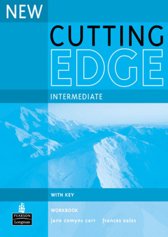 New Cutting Edge: Intermediate Workbook with Key - Náhled učebnice