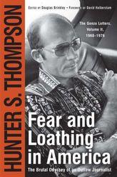 Fear and Loathing in America. Die Odyssee eines Outlaw-Journalisten, englische Ausgabe