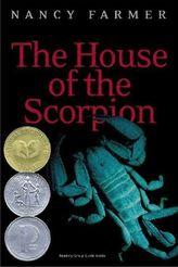 The House of the Scorpion. Das Skorpionenhaus, englische Ausgabe