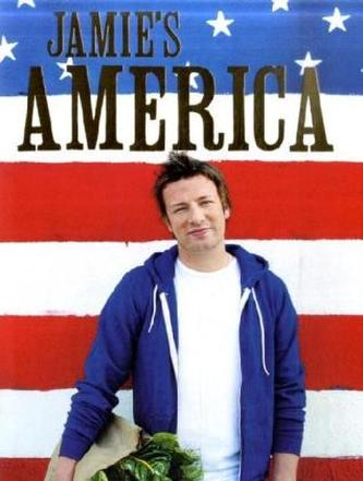 Jamie's America, English edition - Oliver, Jamie