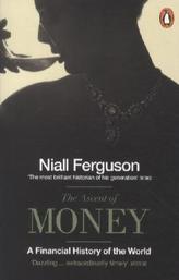 The Ascent of Money. Der Aufstieg des Geldes, englische Ausgabe
