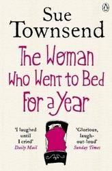 The Woman Who Went To Bed For A Year. Die Frau, die ein Jahr im Bett blieb, englische Ausgabe