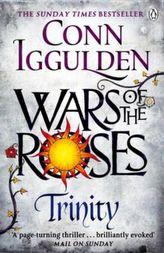 Wars of the Roses: Trinity. Die Rosenkriege - Das Bündnis, englische Ausgabe