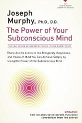 The Power of Your Subconscious Mind. Die Macht Ihres Unterbewußtseins, englische Ausgabe