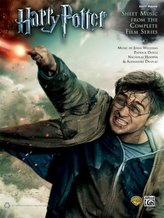Harry Potter, Sheet Music from the Complete Film Series - Easy Piano