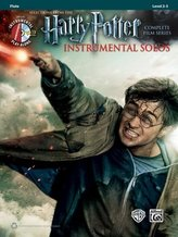 Harry Potter Instrumental Solos - Flute, w. MP3-CD