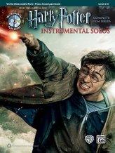 Harry Potter Instrumental Solos (String Series), Violin + Piano Accompaniment, w. MP3-CD