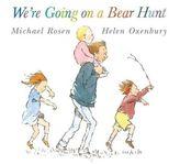 We're Going on a Bear Hunt. Wir gehen auf Bärenjagd, englische Ausgabe