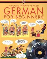 German For Beginners, w. Audio-CD