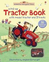Farmyard Tales Wind Up Tractor Book. Wohin fährt der Traktor?, englische Ausgabe