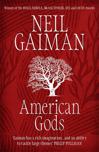 American Gods, English edition - Gaiman, Neil