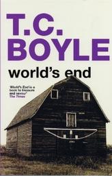 World's End, Engl. ed.