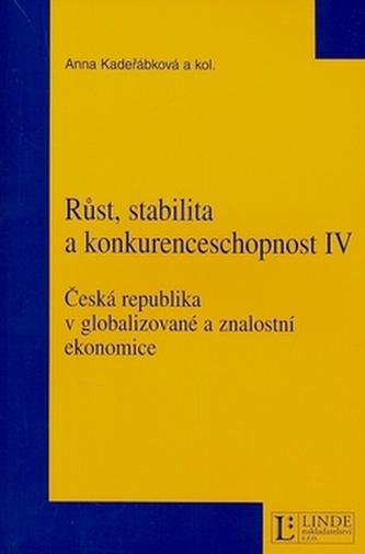 Růst, stabilita a konkurenceschopnost IV