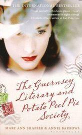 The Guernsey Literary and Potato Peel Pie Society. Deine Juliet, englische Ausgabe
