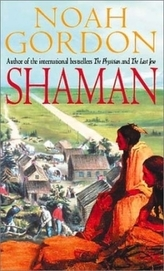 Shaman, English edition. Der Schamane, englische Ausgabe