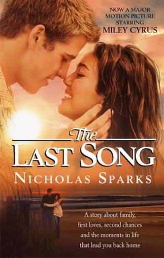 The Last Song, Film Tie-in. Mit dir an meiner Seite, englische Ausgabe - Nicholas Sparks