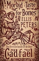 A Morbid Taste for Bones. Im Namen der Heiligen, englische Ausgabe