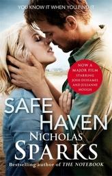Safe Haven. Wie ein Licht in der Nacht, englische Ausgabe