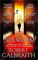 The Silkworm. Seidenspinner, englische Ausgabe