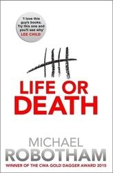 Life or Death. Um Leben und Tod, englische Ausgabe