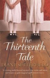 The Thirteenth Tale. Die dreizehnte Geschichte, englische Ausgabe