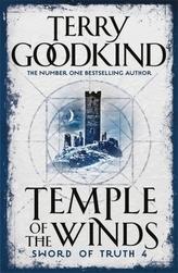 Temple of the Winds. Der Tempel der vier Winde, englische Ausgabe