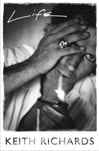 Life, English edition - Keith Richards