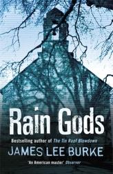 Rain Gods. Regengötter, englische Ausgabe