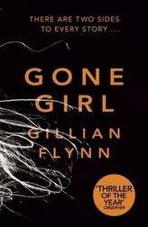 Gone Girl. Gone Girl - Das perfekte Opfer, englische Ausgabe