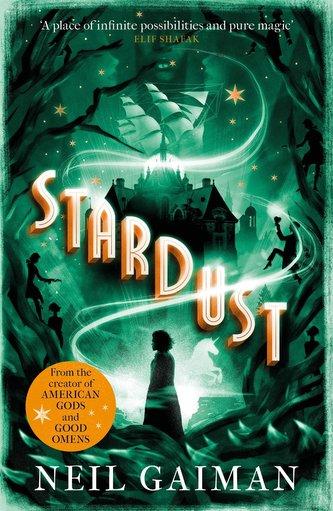 Stardust. Sternwanderer, englische Ausgabe - Neil Gaiman