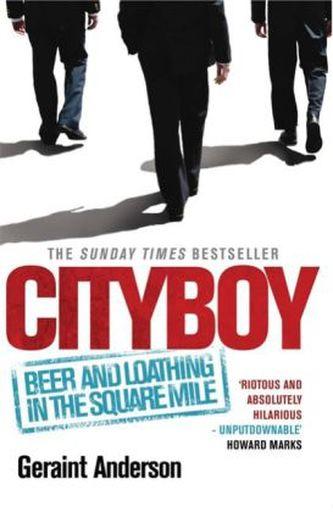 Cityboy - Anderson, Geraint