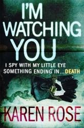 I'm Watching You. Des Todes liebste Beute, englische Ausgabe