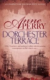 Dorchester Terrace. Mord in Dorchester Terrace, englische Ausgabe