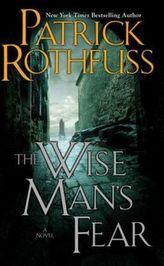 The Wise Man's Fear. Die Furcht des Weisen, englische Ausgabe