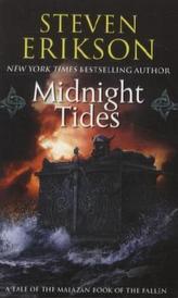 Midnight Tides. Das Spiel der Götter - Kinder des Schattens, englische Ausgabe. Das Spiel der Götter - Gezeiten der Nacht, engli