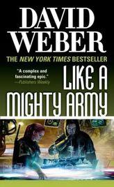 Like a Mighty Army. Nimue Alban: Die Streitmacht, englische Ausgabe. Nimue Alban: Mit Dampf und Donner, englische Ausgabe